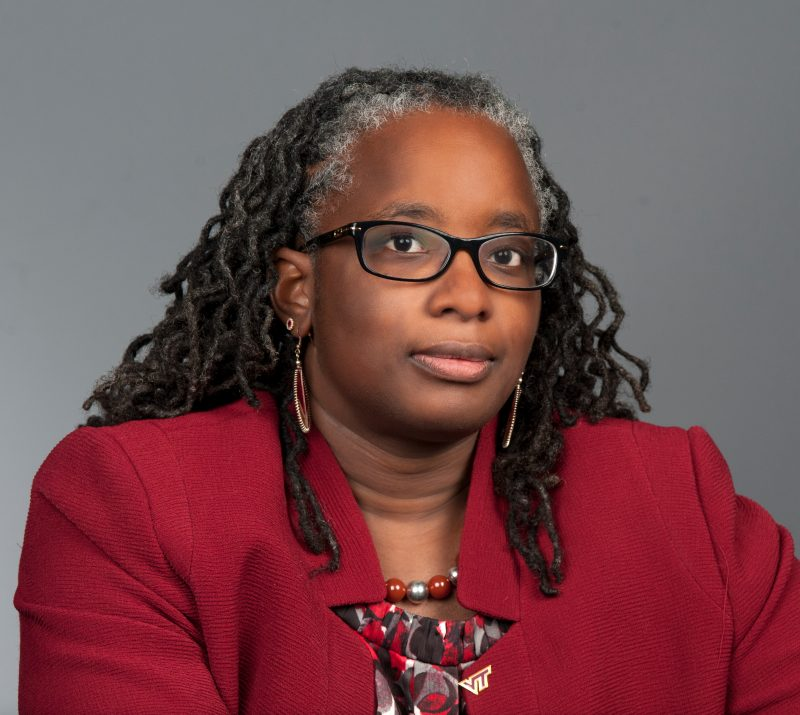 Vice President for Strategic Affairs and Vice Provost for Inclusion and Diversity Menah Pratt Clarke